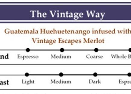 The Vintage Way