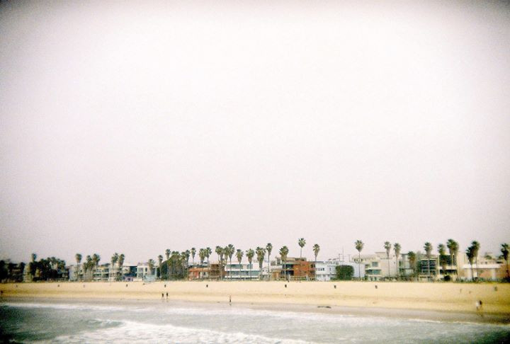 In California