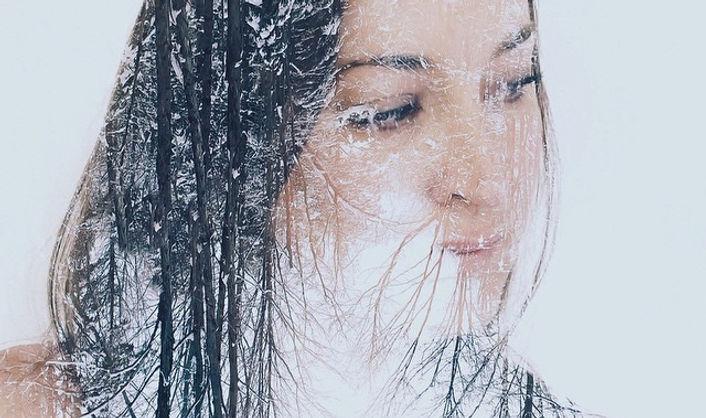 Erin McGean self-portrait