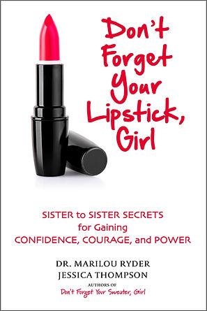 Border ryder lipstick cover v10 RED prin