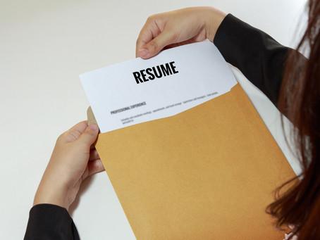 Impressive Resumes