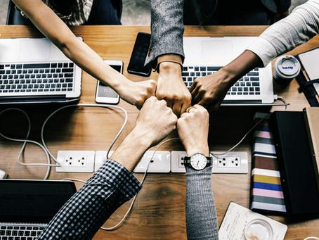 Soluções em tecnologia para equipes externas