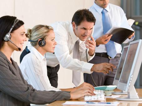 Controle de equipe externa: dificuldades e soluções