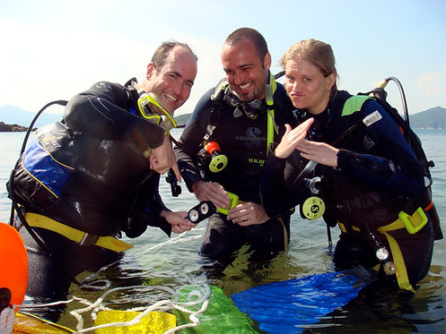 Referral: PADI Open Water Diver Course