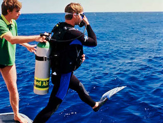 Spotlight on the Enriched Air Diver Course