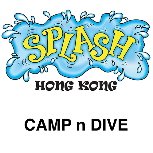 Camp n Dive vouchers from...