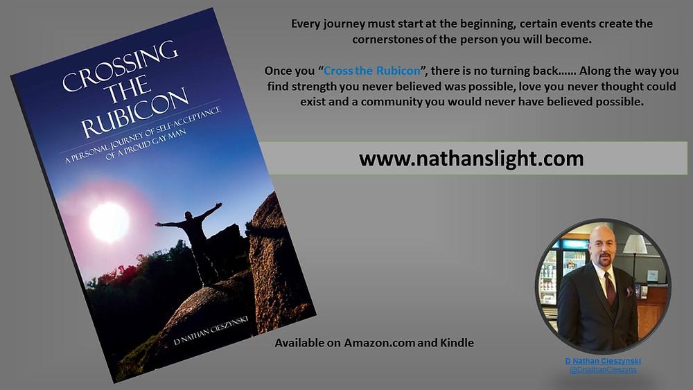 Crossing the Rubicon Book Cover