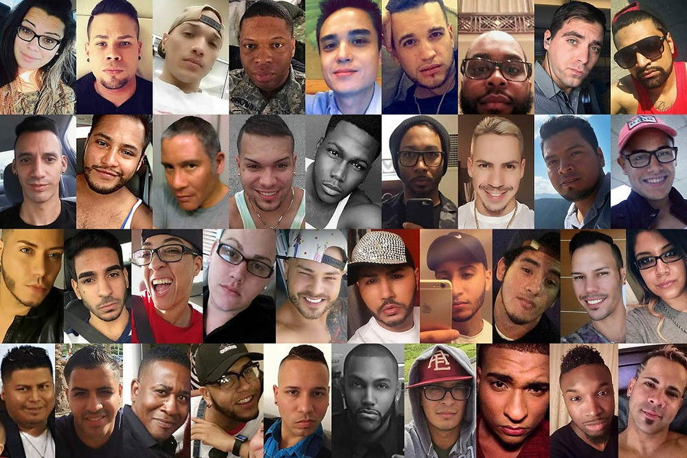 Victims of the Pulse Massacre