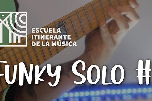 Funky Solo 1 - Breakdown