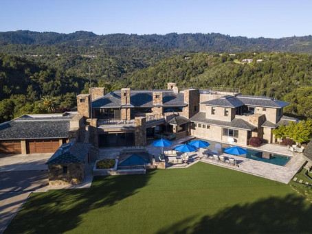What's Inside the $97 Million Palo Alto Home