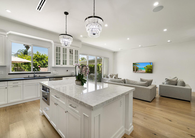 Bay Area Kitchen Design and Remodel Open Concept