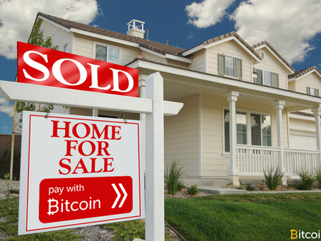 4 Things You Need to Know About Bitcoin And Real Estate