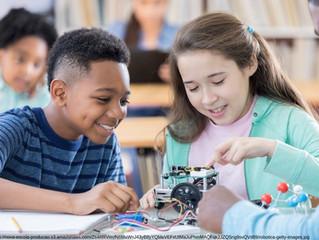 Robótica e o Movimento Maker nas escolas