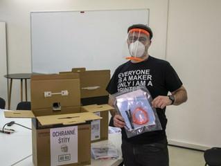 Como posso utilizar minha impressora 3D para ajudar os médicos a combaterem o coronavírus?