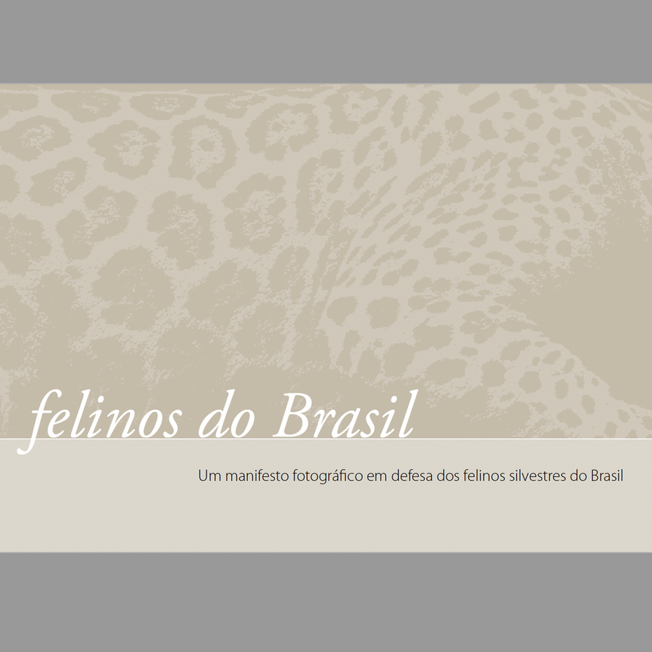 Book - Felines of Brazil