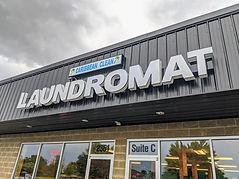 Laundromat Front