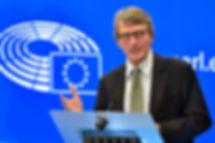 Sassoli Talk Europe Muzzi