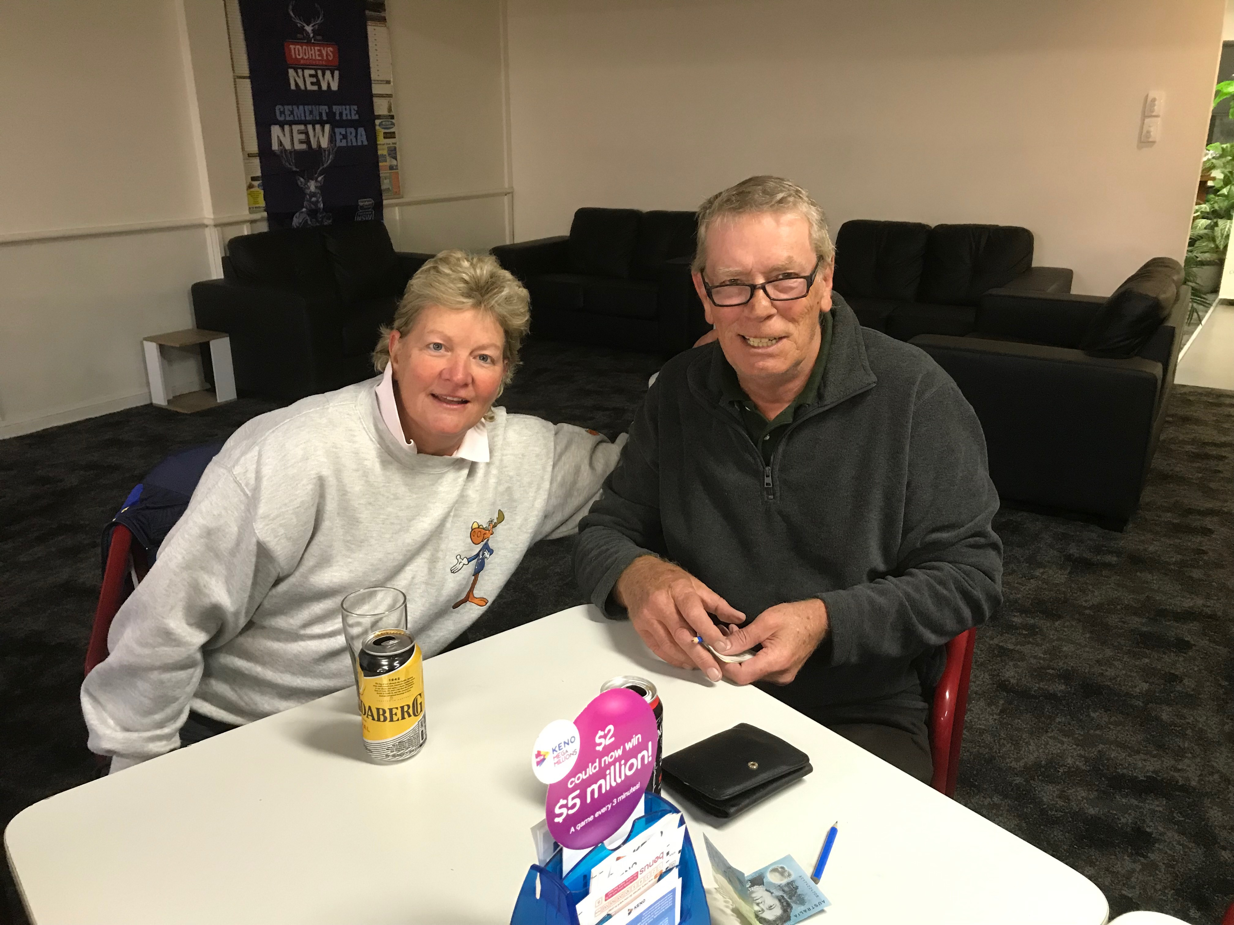 Wendy McLaughlin& Bob Seiger