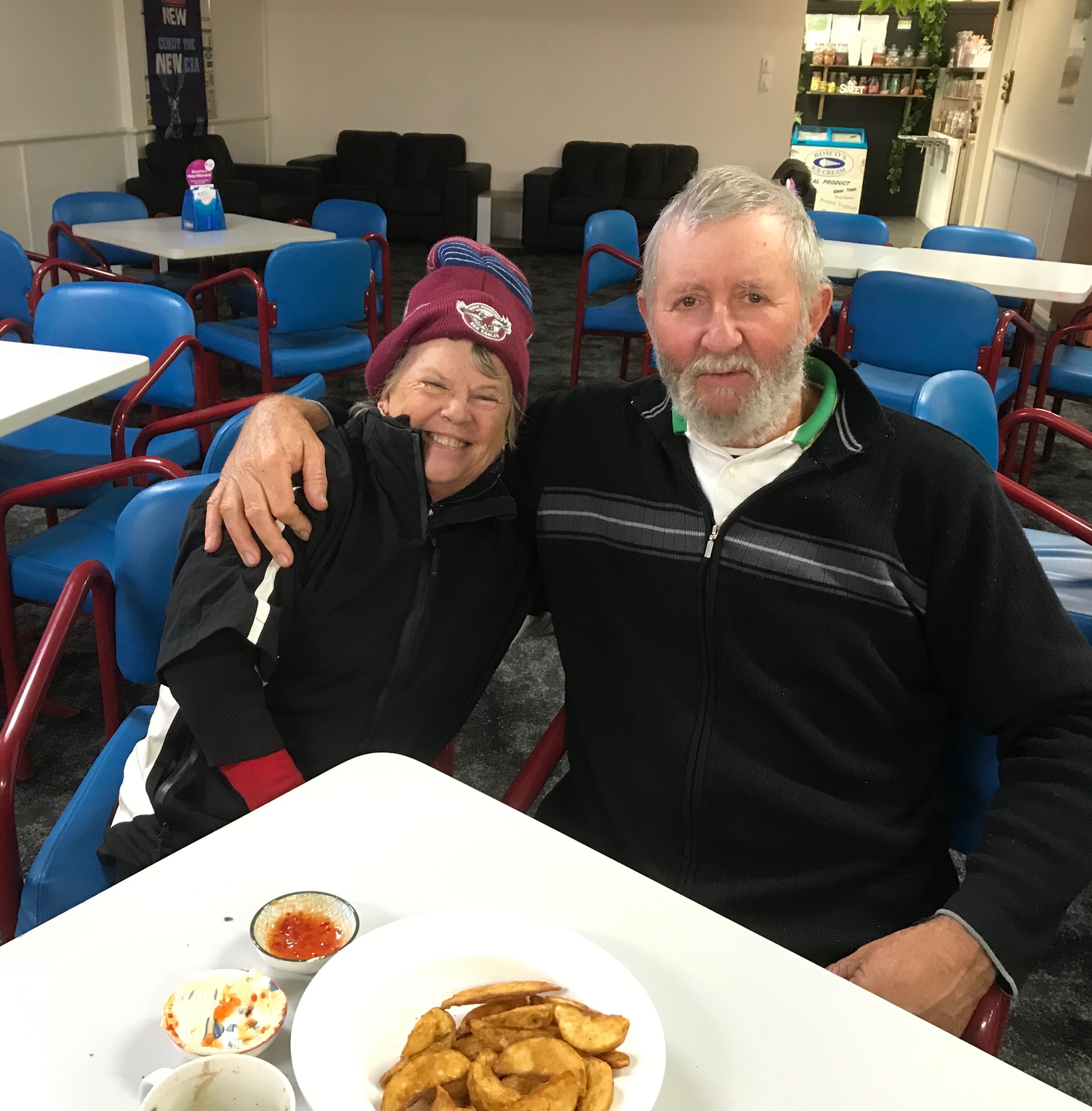 Cheryl & David Andrews