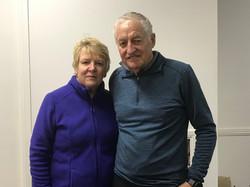 Janice & John Surtees