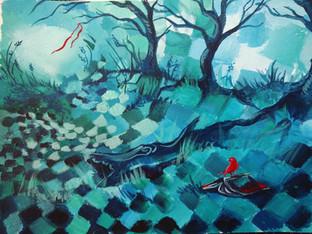 Checkered Dream