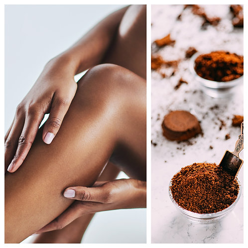 Salted Chocolate Leg & Foot Scrub Melts