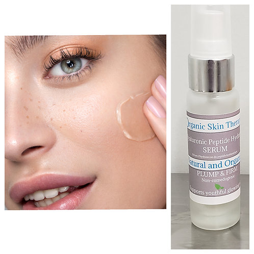 Hyaluronic Peptide Hydration Serum