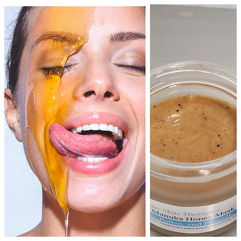 Creamed Manuka Honey Face Mask