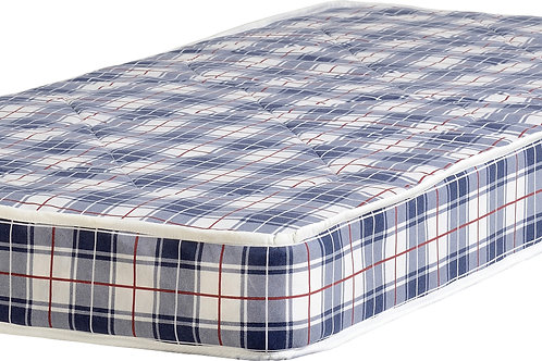 Value Range 3' Mattress in Patterned Fabric