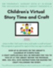 Children's Virtual Storytime & Craft.jpg