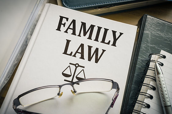 Family law book. Legislation and justice