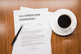 LLC operation agreement