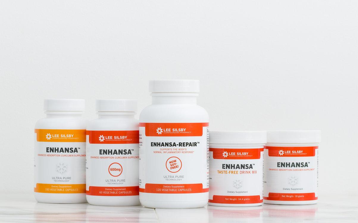 Enhansa Curcumin by Lee Silsby Compounding Pharmacy