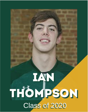 Ian Thompson, Class of 2020