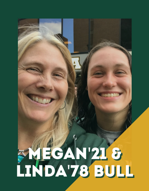 Megan'21 and Linda'78 Bull