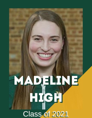 Madeline High, Class of 2021