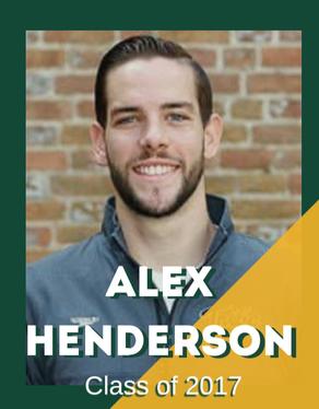 Alex Henderson, Class of 2017
