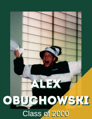 Alex Obuchowski, Class of 2000