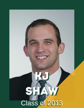 KJ Shaw, Class of 2013