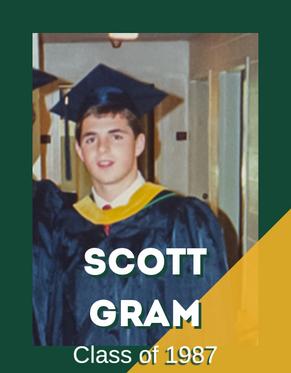 Scott Graham, Class of 1987