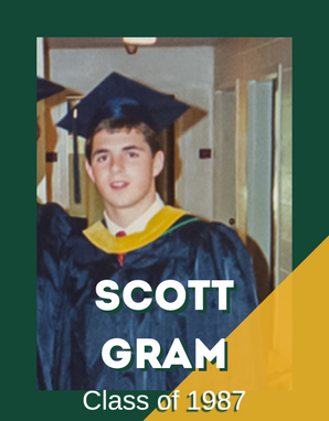 Scott Graham, Class of 1987