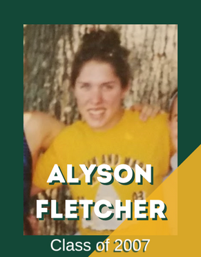 Alyson Fletcher, Class of 2007