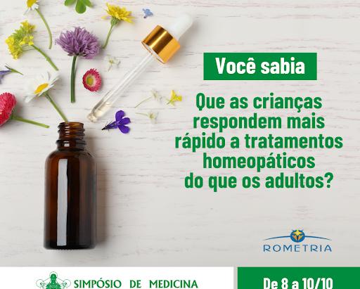 A homeopatia e as crianças