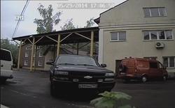 Пример съемки аналоговой камерой
