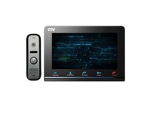 "Комплект видеодомофона CTV-DP2700ТМ 7"""