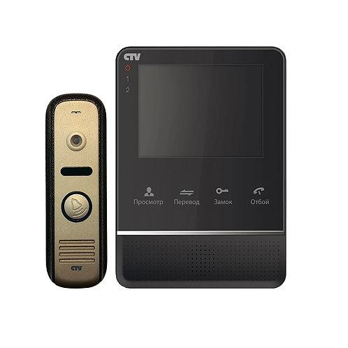 """Комплект видеодомофона CTV-DP2400MD 4"""""""