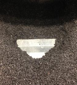 RB - Rubber Granular De-leaded