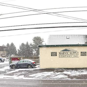 Marvic Doylestown in Winter