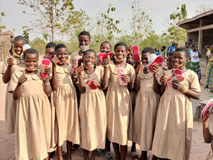 Removing period stigma in Togo, Africa