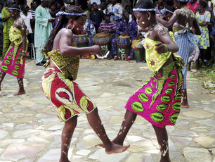 Togo Tuesday: Black Africa